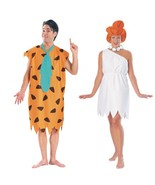Flintstones - Costume - Set of 2 - Fred & Wilma Flintstone - Adult Size ... - $42.56