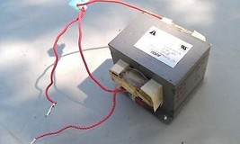5OO99 LG GCRT2010T MICROWAVE OVEN TRANSFORMER, 0.4 OHM PRIMARY, 0.1 OHM ... - $34.65