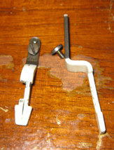 Singer Touch & Sew 648 Front Levers Needle Position & Stitch Width w/Screws - $8.00