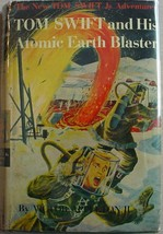 Tom Swift Jr and HIS ATOMIC EARTH BLASTER adventure #5 1st Print Victor ... - $24.00