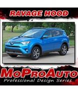 Toyota RAV4 Center Hood Vinyl Graphic Decal 3M Pro Stripes fits 2016-201... - $139.99