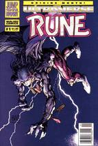 Rune Issue #1 Barry Windsor Smith Chris Ulm - Malibu Comics 1994 - $5.95