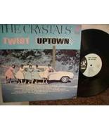 CRYSTALS ~ Twist Uptown *ORIGINAL LP ! - $177.77