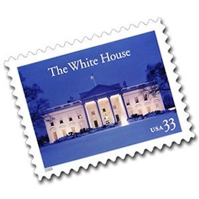 Primary image for 2000 33c The White House Scott 3445 Mint F/VF NH