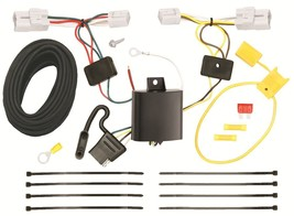 TRAILER HITCH WIRING KIT FOR 2011-2015 HYUNDAI ELANTRA HARNESS PLUG & PL... - $56.38