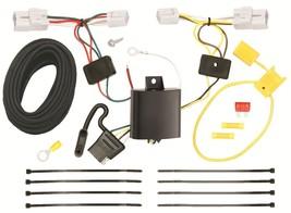 Trailer Hitch Wiring Kit For 2011 2015 Hyundai Elantra Harness Plug & Play T One - $56.38