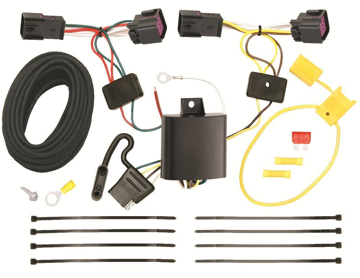 2011 2016 chevy cruze trailer hitch wiring kit harness. Black Bedroom Furniture Sets. Home Design Ideas