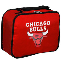 CHICAGO BULLS-INSULATED LUNCHBOX - $13.12