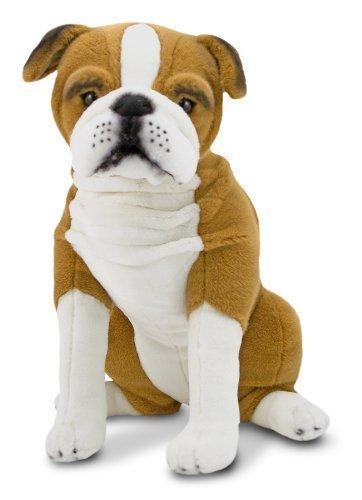 Melissa & Doug English Bulldog - Plush