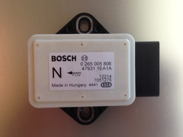 Infiniti Nissan OEM Anti Skid Control Gravity Sensor Assy 47931 1EA1A - $200.00