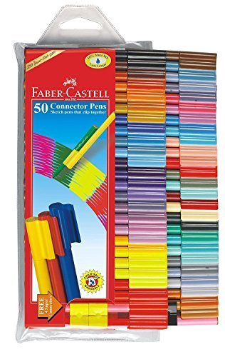 Faber-castell Connector Pens (50)
