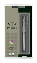 BEST PRICE Parker Classic Stainless Steel Chrome Plated Ball Pen - $14.79