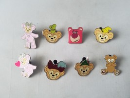 Disney Trading Pins Official Bears Lot of 8 Collectible - $18.59