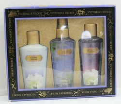 Victoria's Secret Secret Charm Fragrance Mist,Body Lotion, Wash 3pc Gift... - $49.01