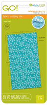 "Go! AccuQuilt 3 1/2"" x 6 1/2"" Rectangle Block H... - $20.00"