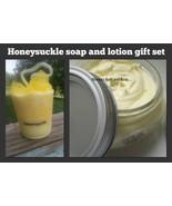 Honeysuckle bath and body gift set - $15.00