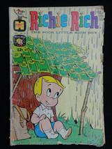 RICHIE RICH Comic Books, Lot of 5, Harvey Comics, Silver/Bronze Age - $41.99
