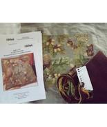 Pre-Stitched Cross Stitch ACORN PILLOW Kit~D. V... - $118.79