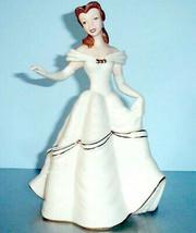 Lenox Disney My Heart Is Yours Belle Figurine Beauty & The Beast New - $248.90