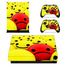 Emoji Decal Xbox one X Skin for Xbox Console & 2 Controllers - $15.00
