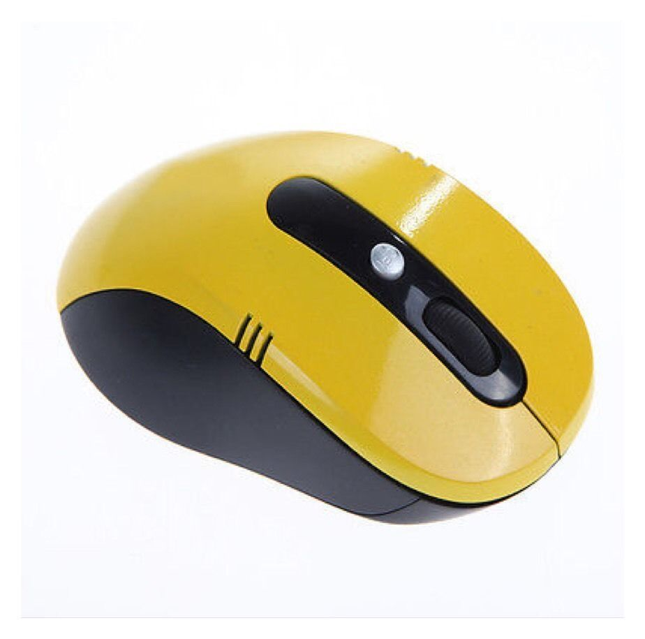 2.4GHz Wireless Optical Mouse Cordless Mice + USB Receiver for Computer AH5