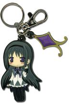 Puella Magi Madoka Magica Homura PVC Key Chain GE5111 *NEW* - $11.99