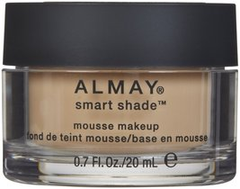 Almay Smart Shade Mousse Makeup, Medium/Deep 400, 0.17 Fluid Ounce - $15.42