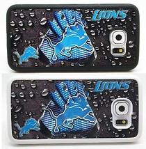 New Detroit Lions Nfl Phone Case For Samsung Note & Galaxy S3 S4 S5 S6 S6 Edge + - $14.99