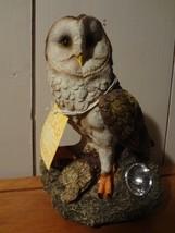 Owl Solar Light - $10.78