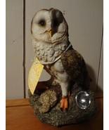 Owl Solar Light - $15.40