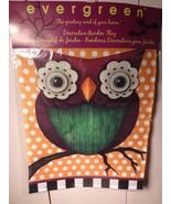 Owl Garden Flag (Whimsy) - $9.69