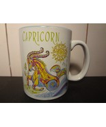 Zodiac Capricorn Coffee Mug - $8.75