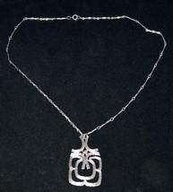 "vintage 70""s  Pendant Necklace by Avon - $16.62"