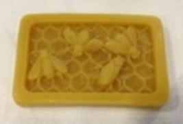Bees In The Hive Thread Waxer 100% beeswax thread detangler Lady Dot Creates  - $4.50