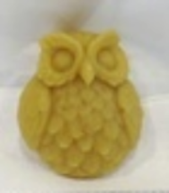 Hoot Hoot Thread Waxer 100% beeswax thread detangler Lady Dot Creates  - $5.50