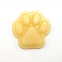 Faux Paw Print Thread Waxer 100% beeswax Noteworthy Needles - $3.10