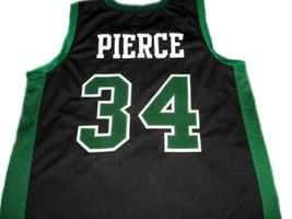 Paul Pierce #34 Inglewood High School Basketball Jersey Black Any Size image 5