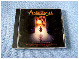 Used OST CD Anastasia - $3.00