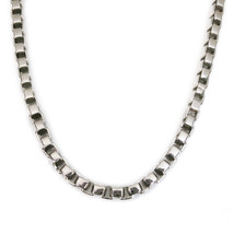 "Stainless Steel Thick Box Chain Men Necklace 6mm 20"" - $16.50"