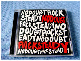 Used No Doubt CD Album Rock Steady - $5.00