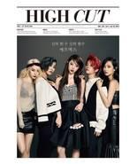 High Cut Magazine Vol. 129 f(x) K-Pop Brand New - $7.00
