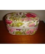Vera Bradley Make Me Blush Jewelry Box - $33.99
