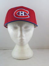 Montreal Canadiens Hat (VTG) - Two-Tone Classic By Sports Specialties - Snapback - $49.00