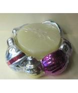 Candle Holder Metallic Ornament Pillar - $14.04
