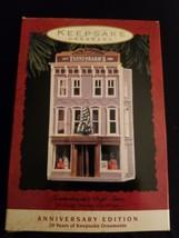 Hallmark keepsake ornament Anniversary Edition tannenbaums dept store  - $8.90
