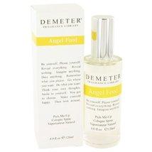 Demeter by Demeter Angel Food Cologne Spray 4 oz - $37.24