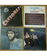 Record Album 4 Jonny Rivers Player The Cretons Lullabies of the Birdland - $20.17