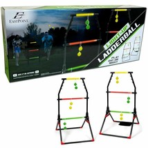 Light-Up Ladder Ball Portable Outdoor Toss Game Set Play Sports Tailgate... - $41.58