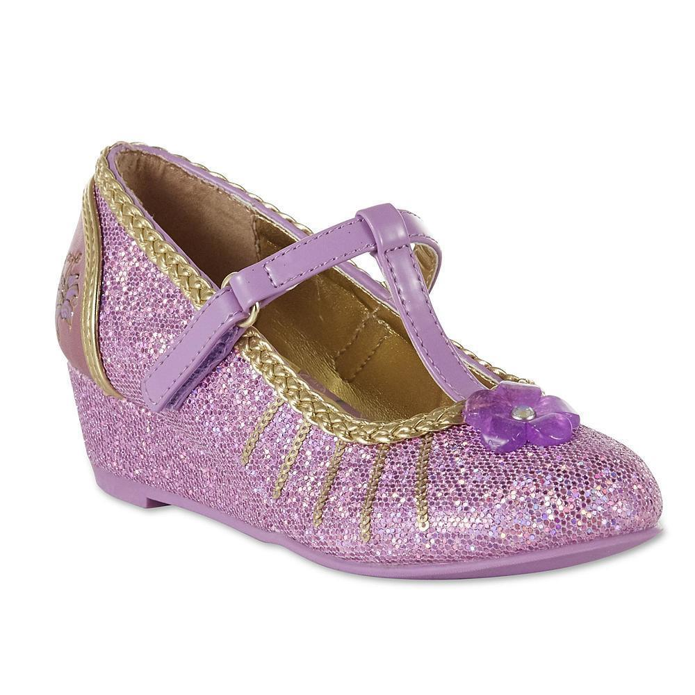 NEW NWT Girls Disney Tangled the Series Shoes Size 10 11 12 13 1 2 3 Rapunzel