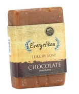 100% natural,high quality,Cretan extra virgin olive oil Chocolate soap 1... - $10.74